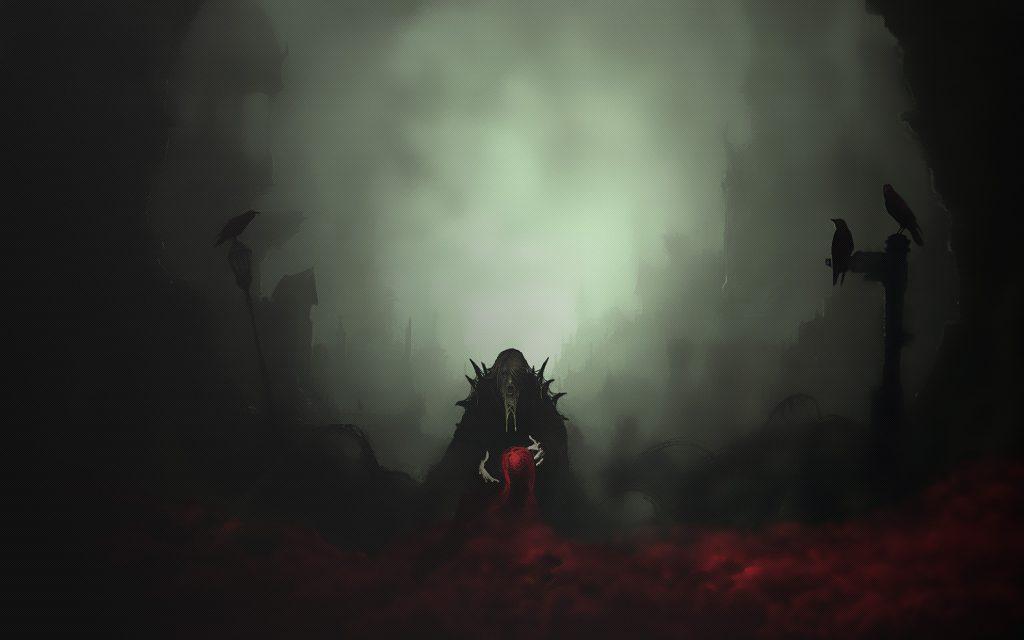 Кровь. обои скачать