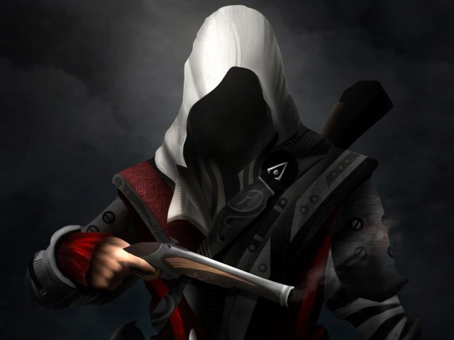 Эдвард Кенуэй assassin's creed