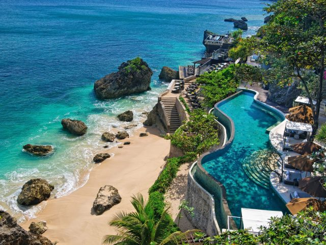 Nature,  Indonesia,  Bali,  pools