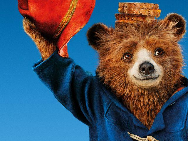 Паддингтон 2 медведь