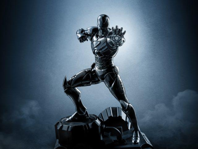 Фигура Железного человека