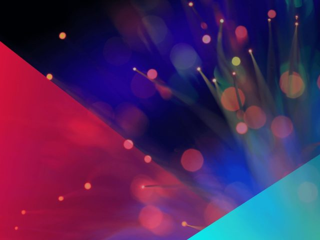 Синий розовый цвета лист абстрактный