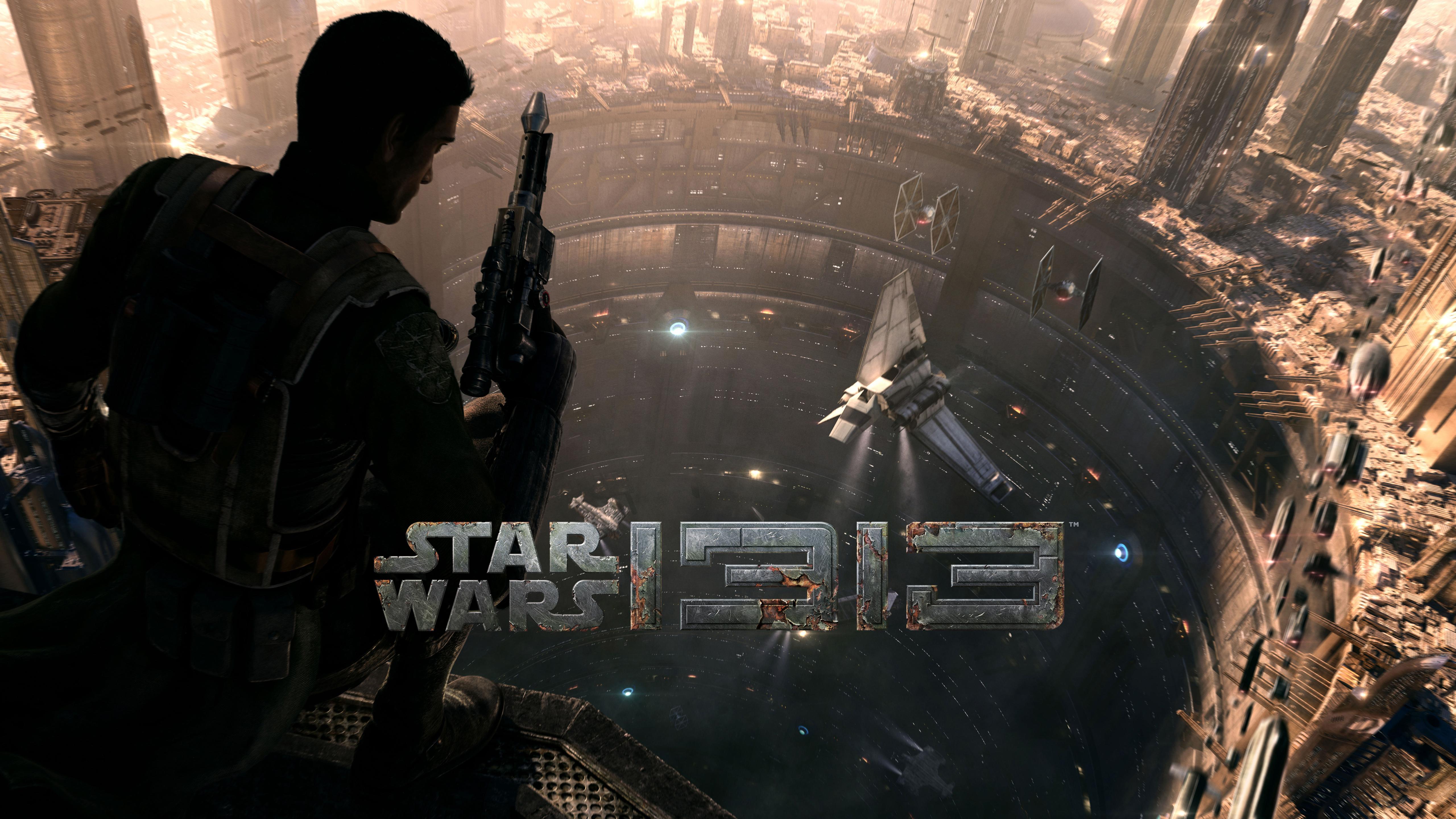 Звездные войны игра 1313. обои скачать