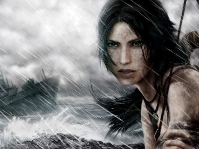 Lara Croft,  Tomb Raider,  лара крофт,  игра