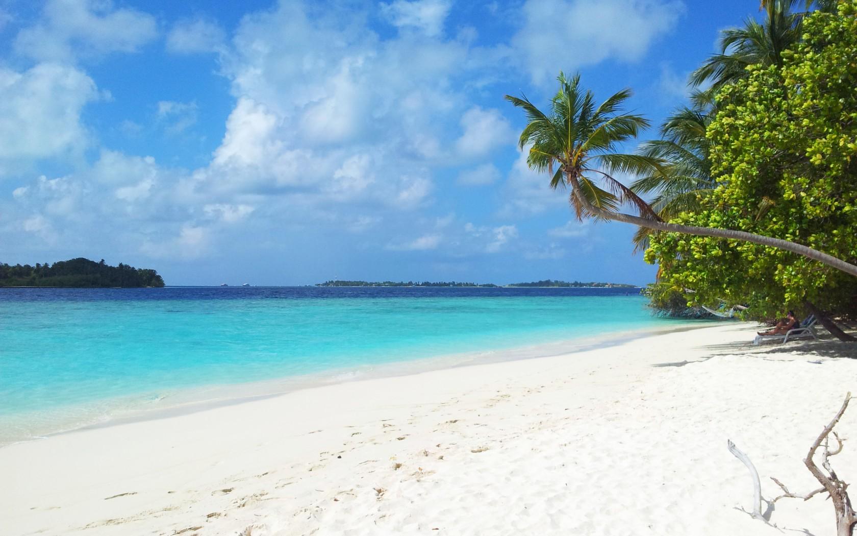 Остров, отпуск, тропики, релакс обои скачать