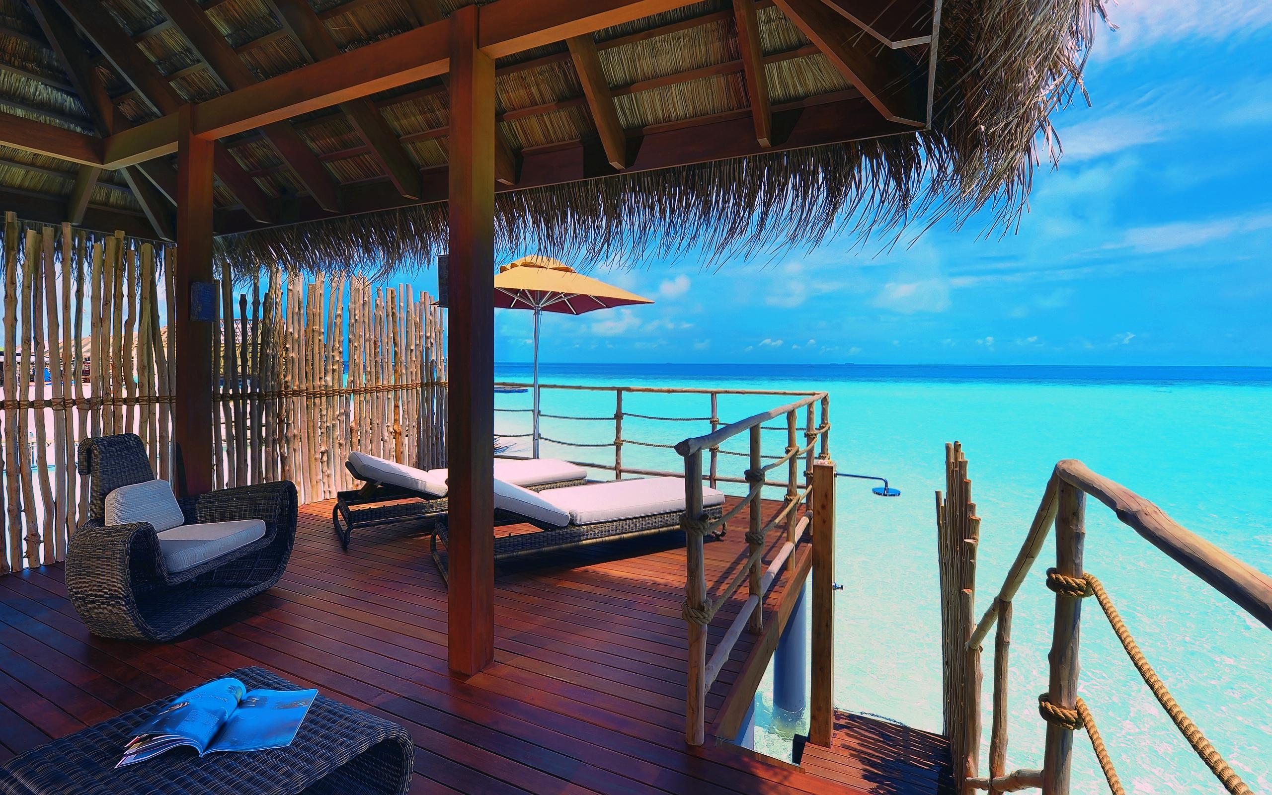 Мальдивы обои скачать