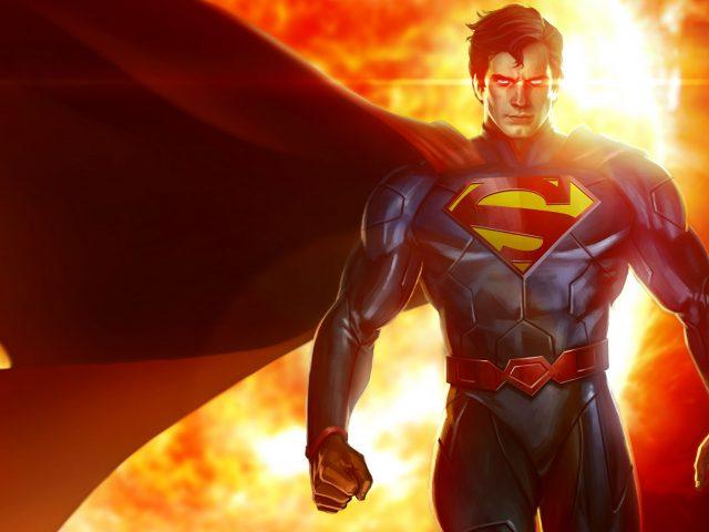 Супермен искусства