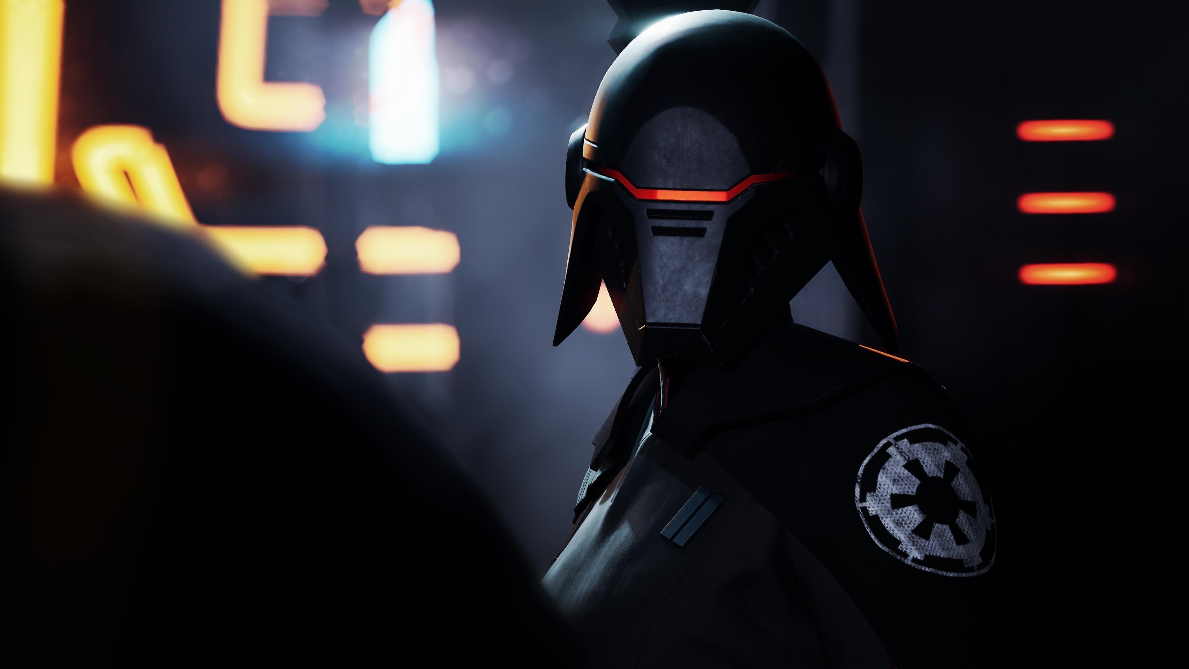 Вторая сестра Звездные войны джедай падший орден 2019 обои скачать