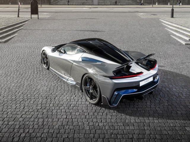 Pininfarina Баттиста юбилей 2020 3 автомобили