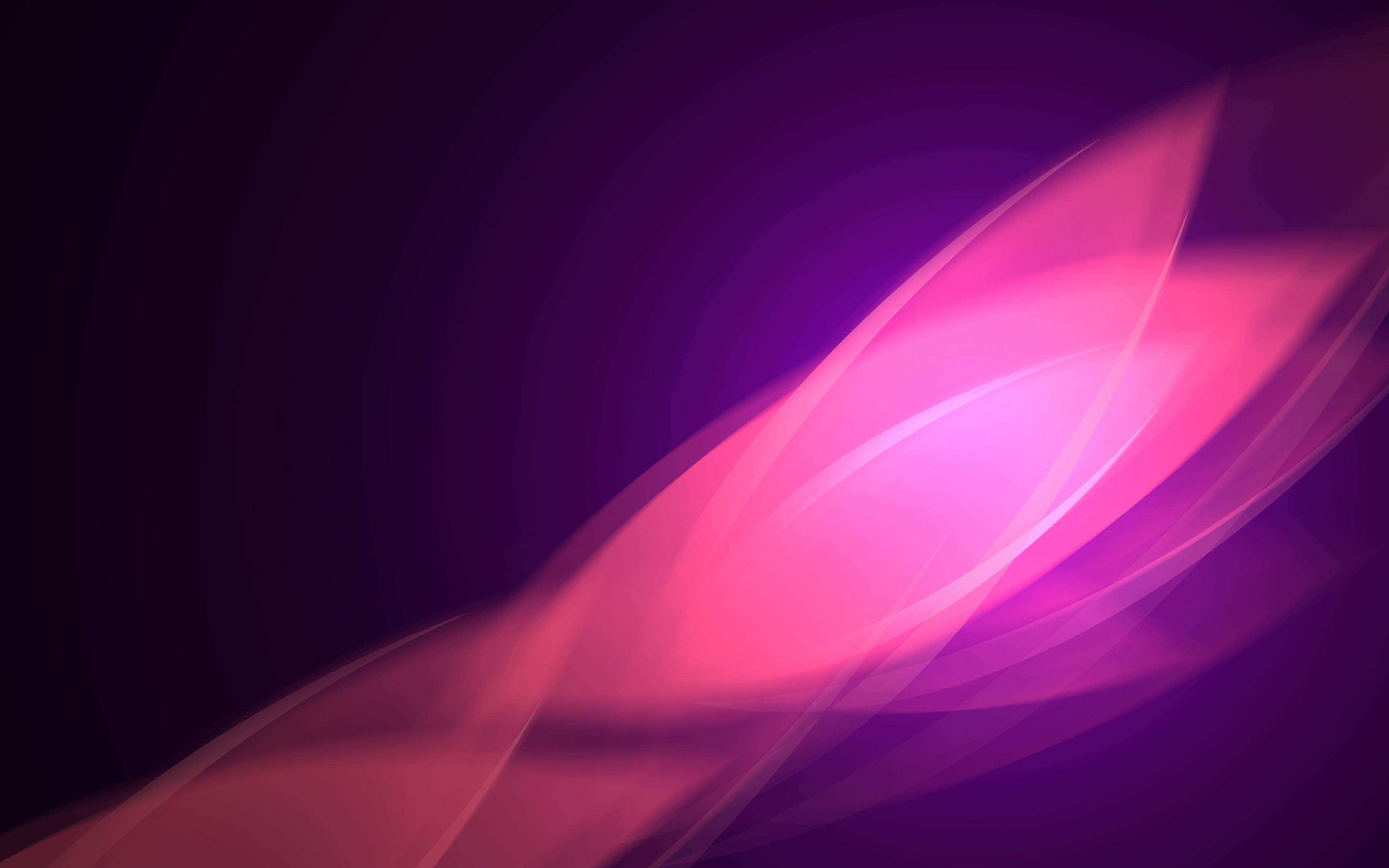Розовая вспышка обои скачать