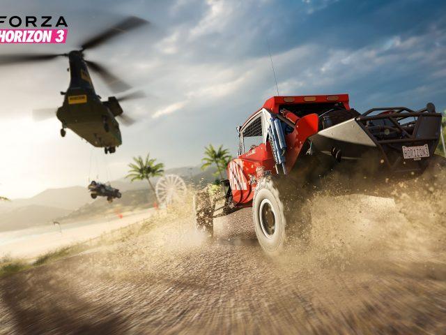 Горизонт Forza 3 скриншот