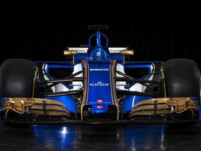 Sauber c36 F1 автомобиль