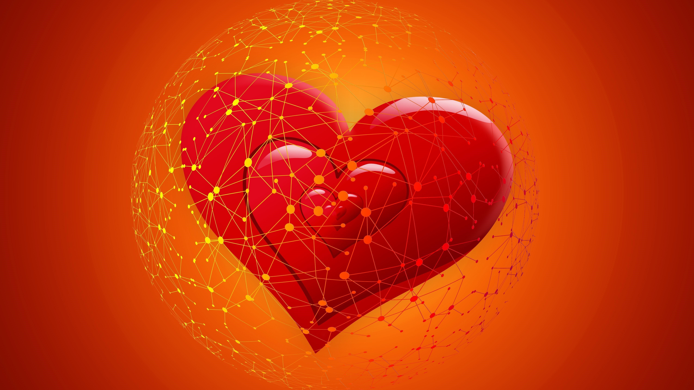 Любовь сердца аннотация обои скачать