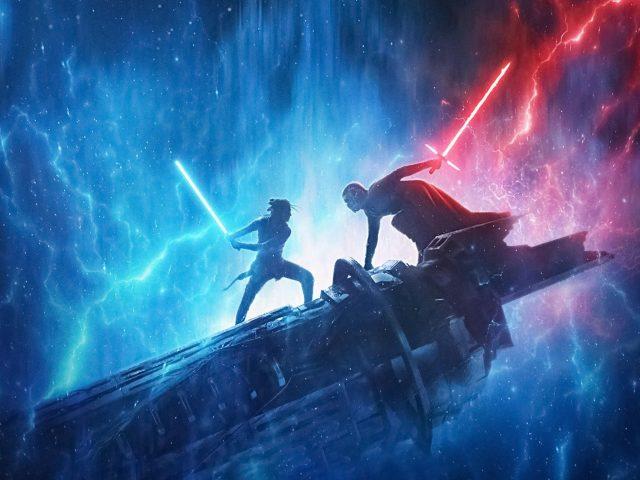 Звездные войны восстание Скайуокера 2019