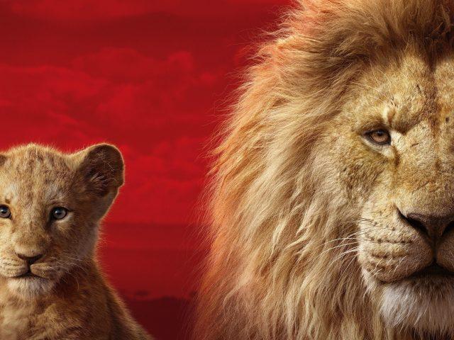Симба Муфаса в Короле Льве