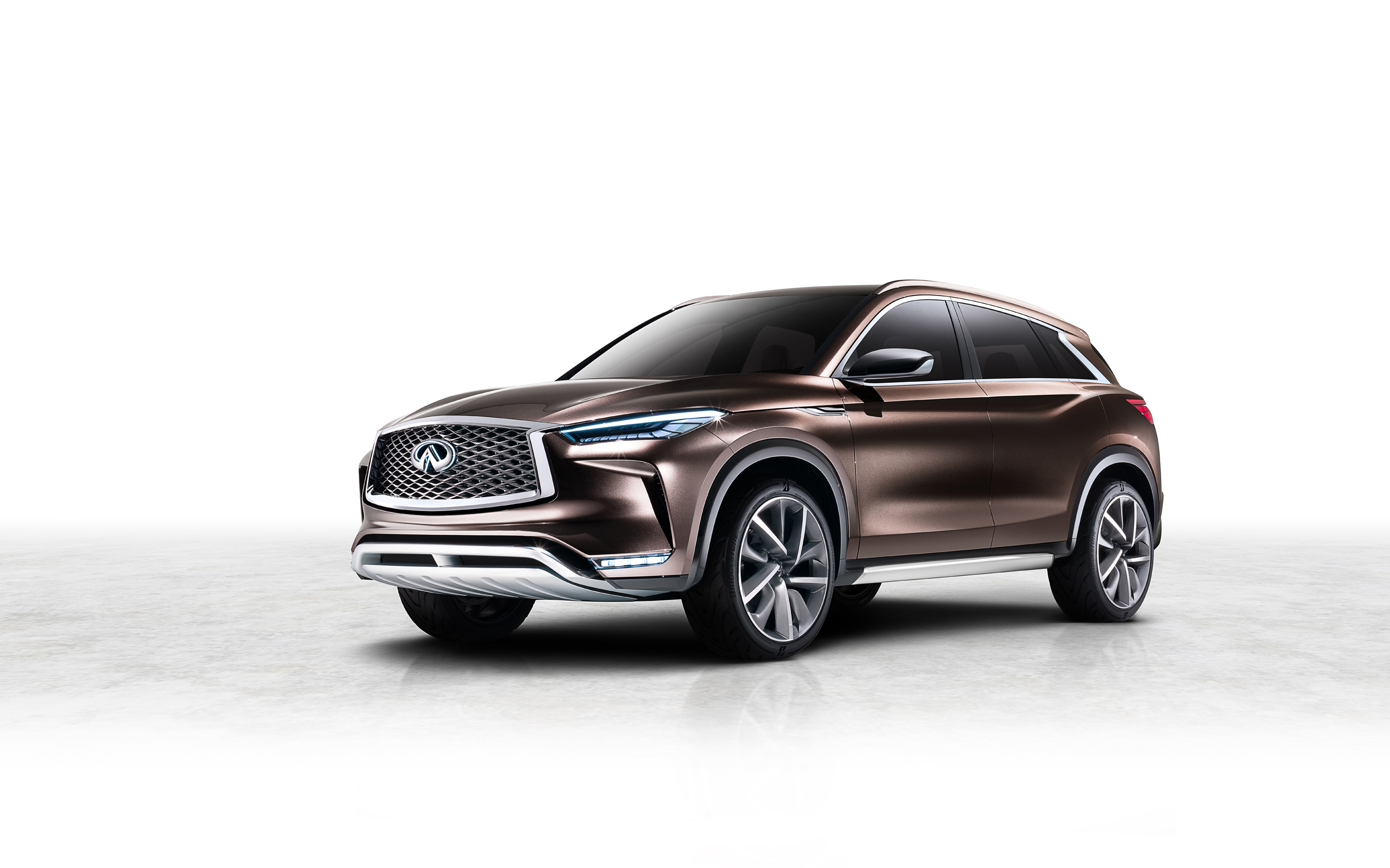 Infiniti qx50 luxury crossover. обои скачать
