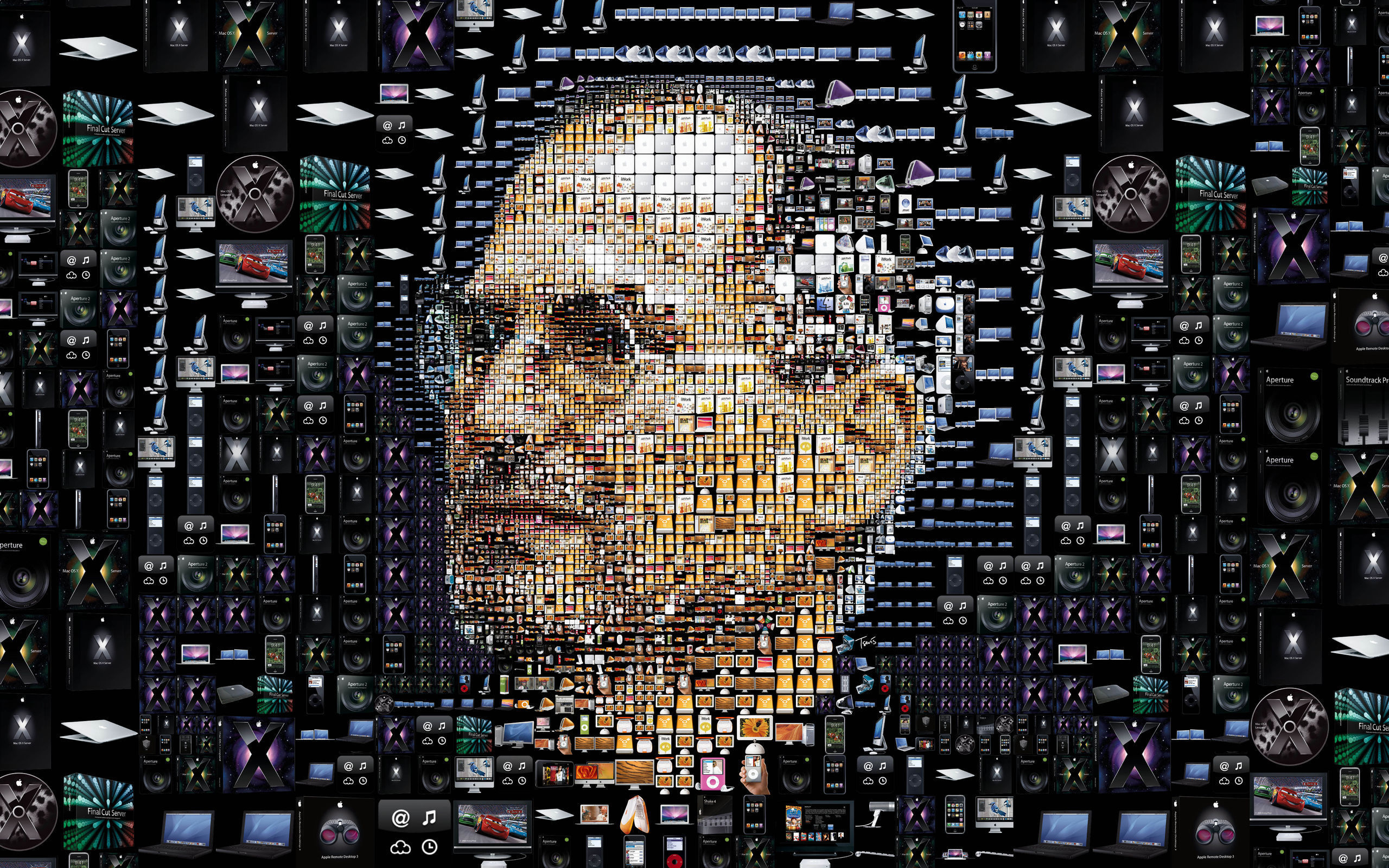 Стив Джобс, Steve Jobs, Apple, mac обои скачать