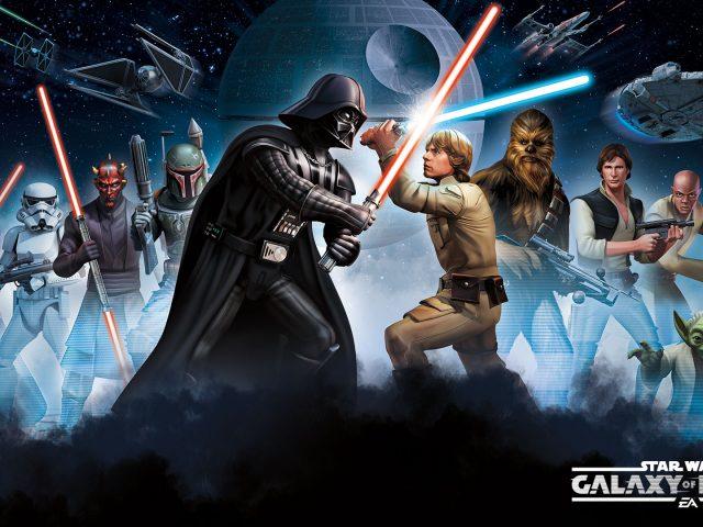 Звездные войны Галактика героев.