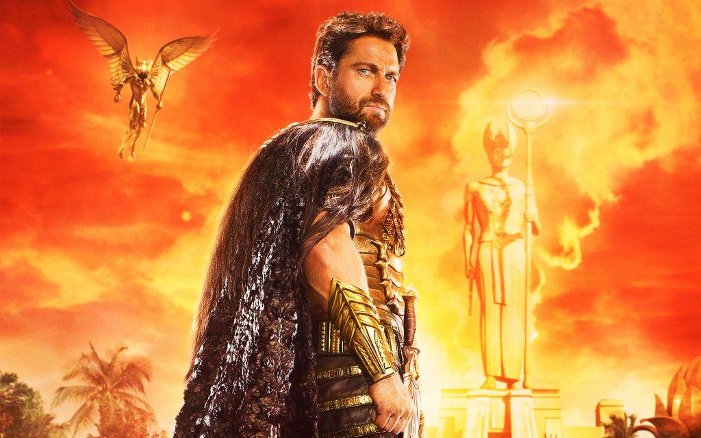 Сет Бог пустыни боги Египта. обои скачать