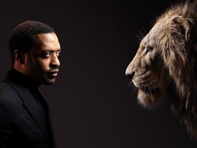 Чиветель Эджиофор как шрам у Короля Льва