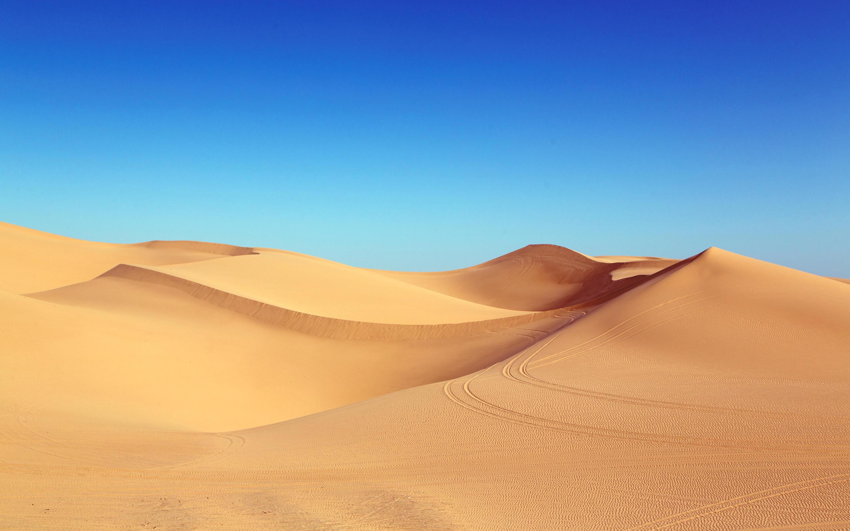 Альгодонес дюны 5к обои скачать