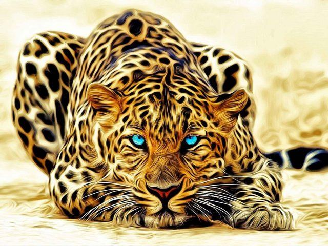 Фантазия гепарда