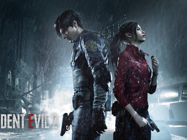 Видеоигра 28 resident evil 2 (2019) games