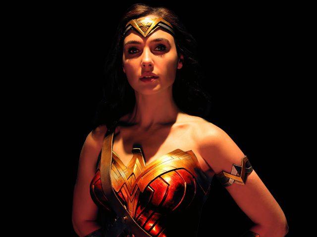 Чудо-женщина Лига справедливости часть