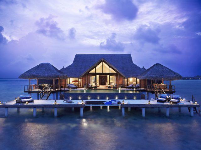 Home,  pool,  дом,  сваи