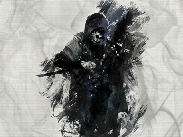 Dishonored,  art,  corvo attano,  убийца