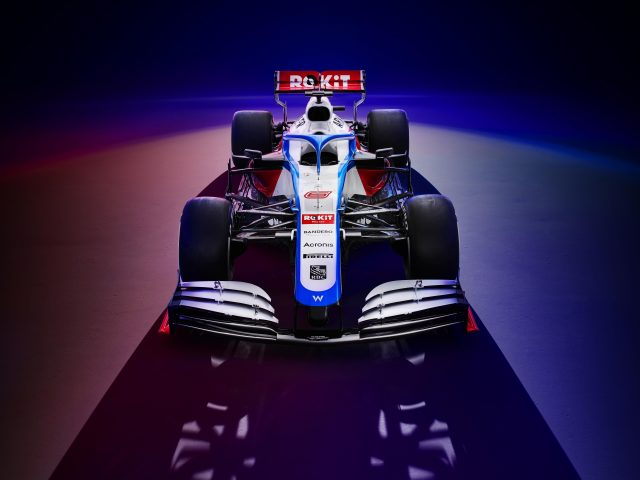 Williams fw43 2020 f1 car