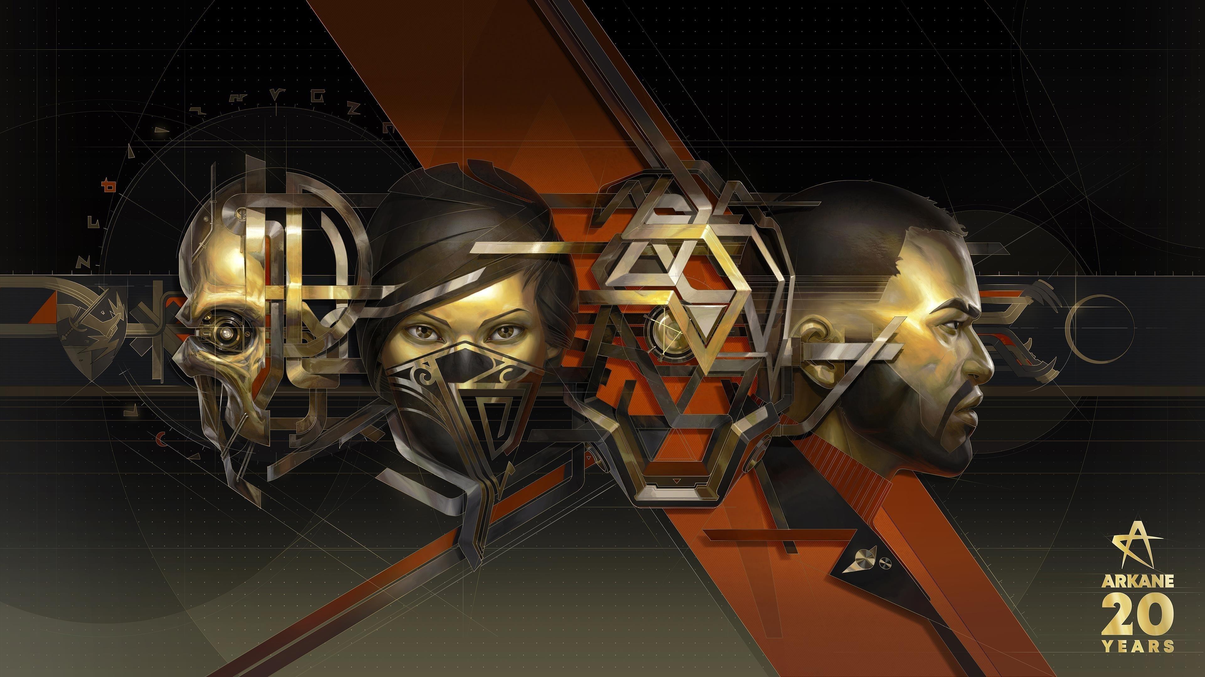 Действие игры death loop раскрыто компанией arkane studios обои скачать
