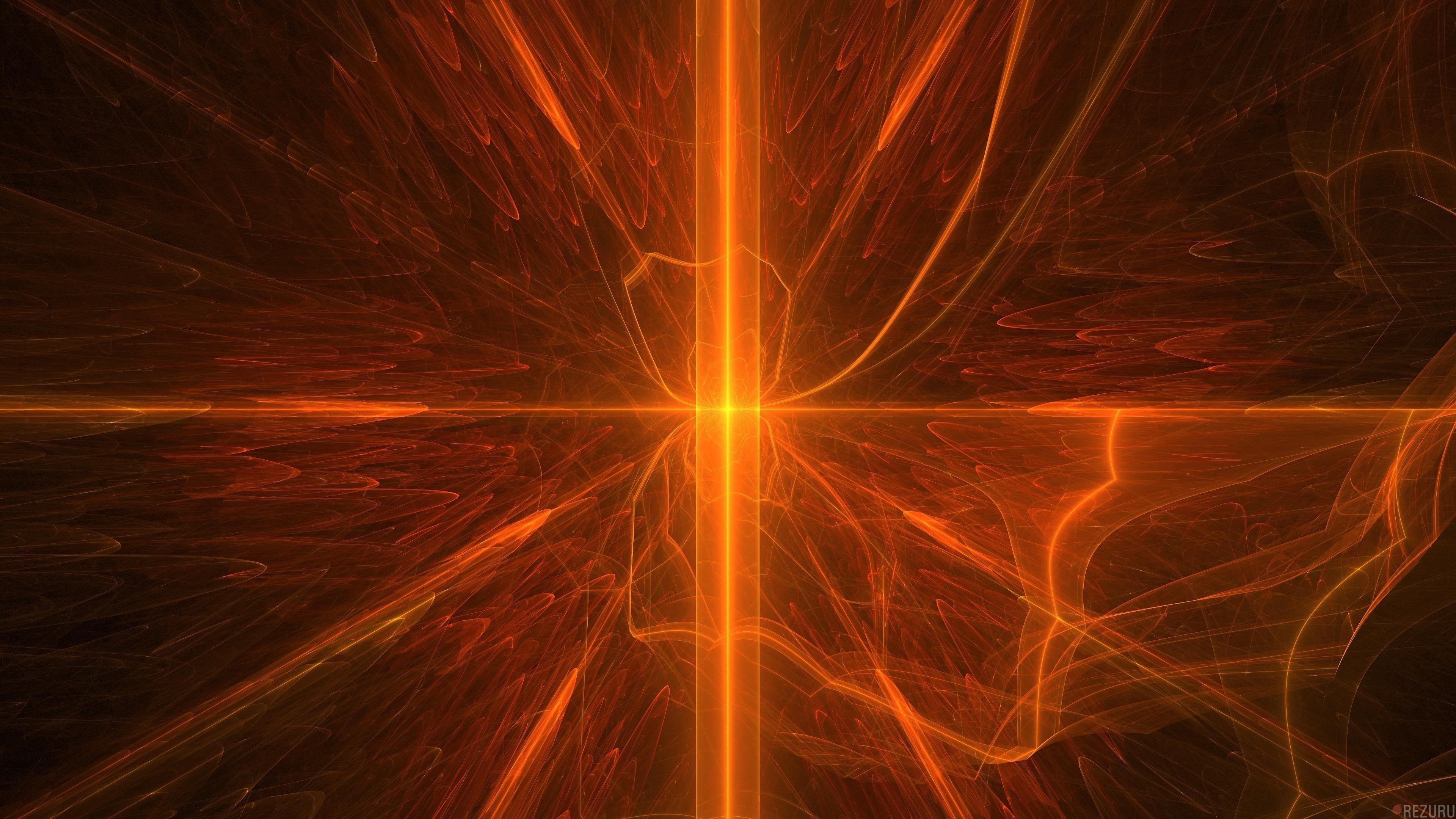 Абстрактный оранжевый 2 аннотация обои скачать
