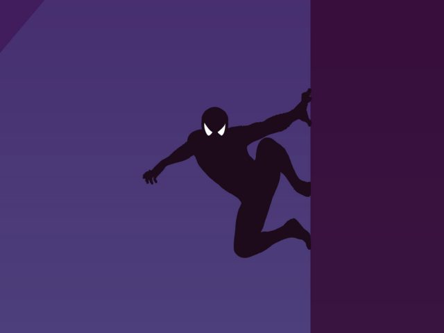 Человек-паук минимальный