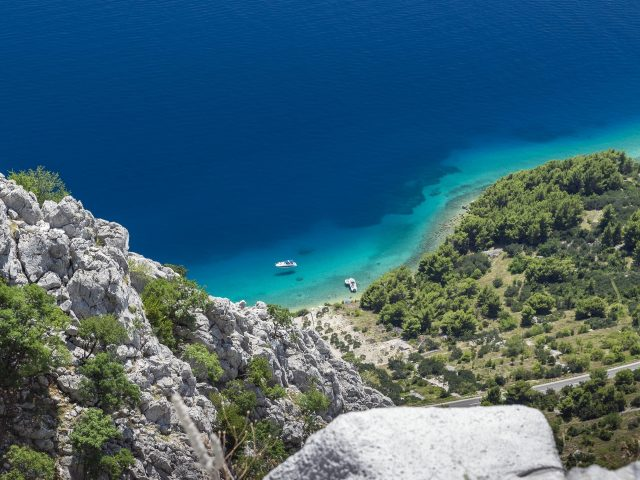 Хорватия побережье океана