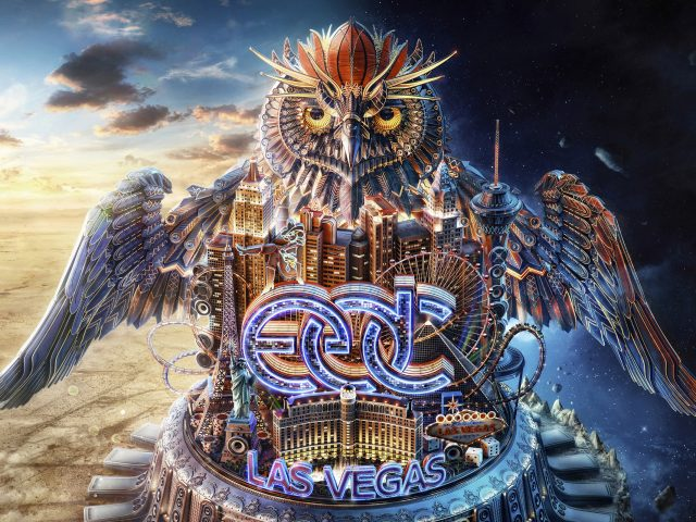 Лас-Вегас электрический Дейзи карнавал