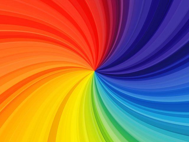 Творческий вихрь красочный радужный вихревой фон абстрактный