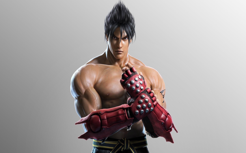 Jin Kazama Tekken 7 обои скачать