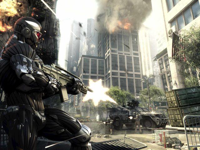 Crysis 2,  Кризис 2,  Оружие,  Бойня