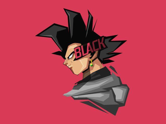 ГОКУ черный минимальные произведения искусства