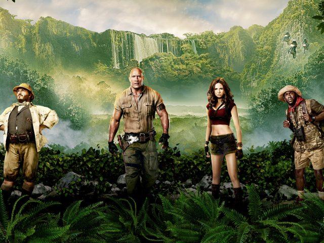 Jumanji Добро пожаловать в джунгли