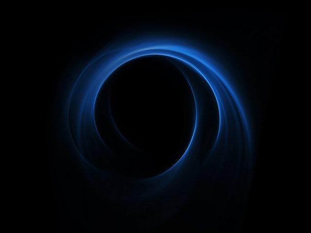 Синяя спираль huawei honor v8