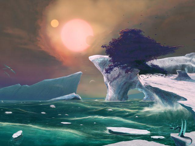 Ледники солнца и Луны