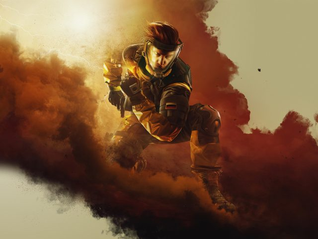 Русский оператор finka rainbow six осада операция химера