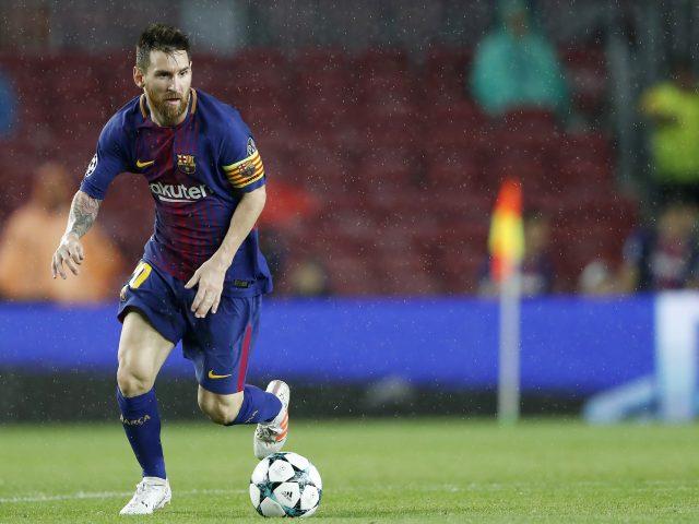 Лионель Месси ФК Барселона