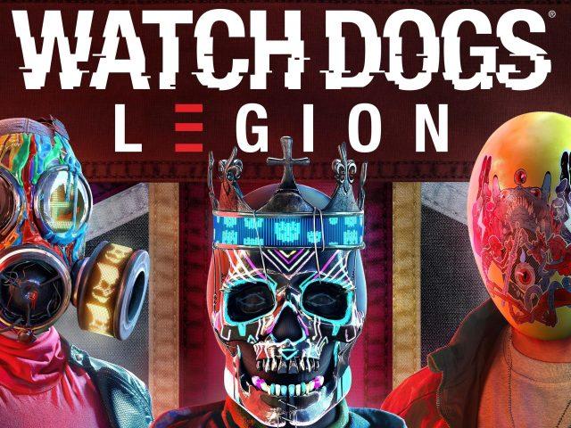 Сторожевые собаки легион игра