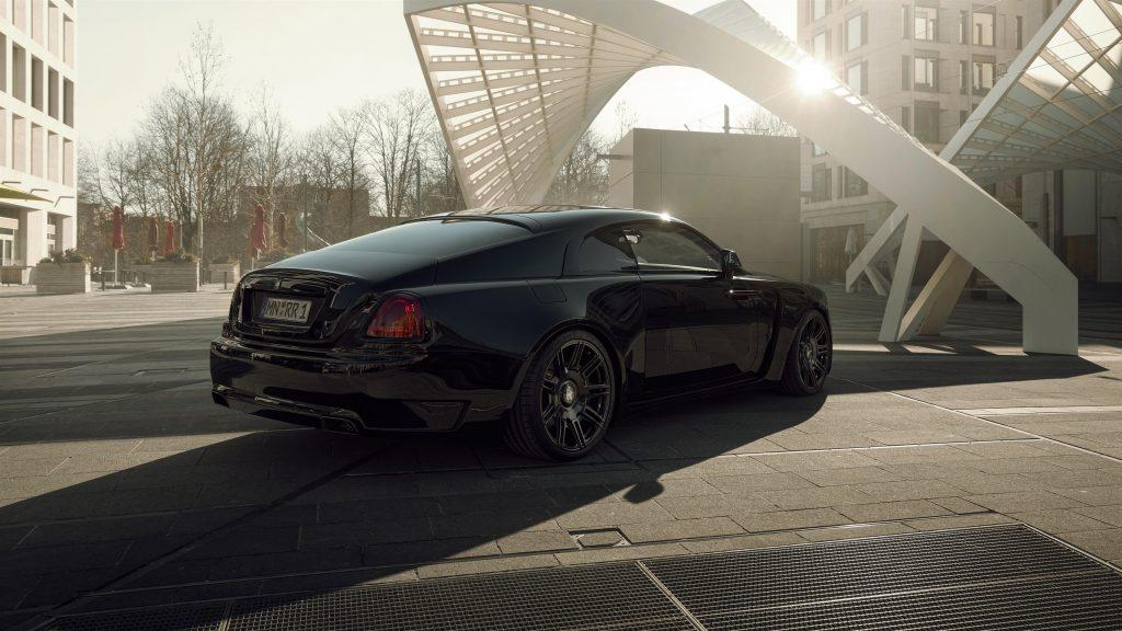 Spofec rolls royce wraith черный значок передозировка 2021 2 автомобиля обои скачать