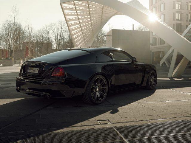 Spofec rolls royce wraith черный значок передозировка 2021 2 автомобиля
