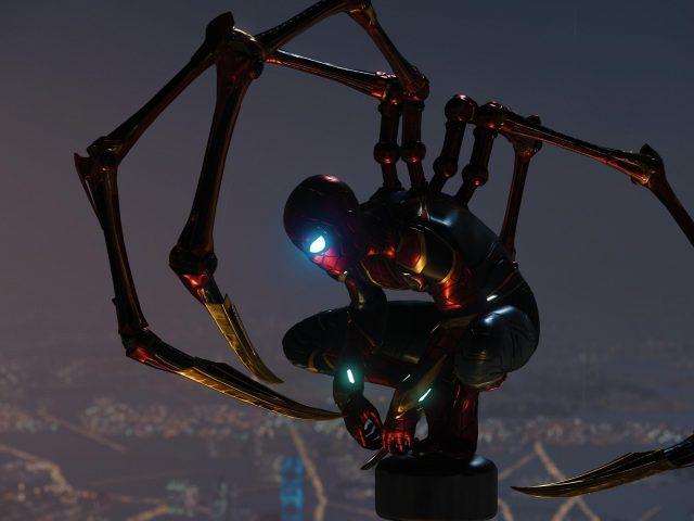 Железный Человек-паук
