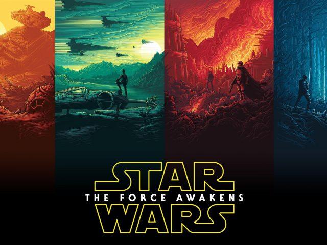 Искусство названия Звездных войн